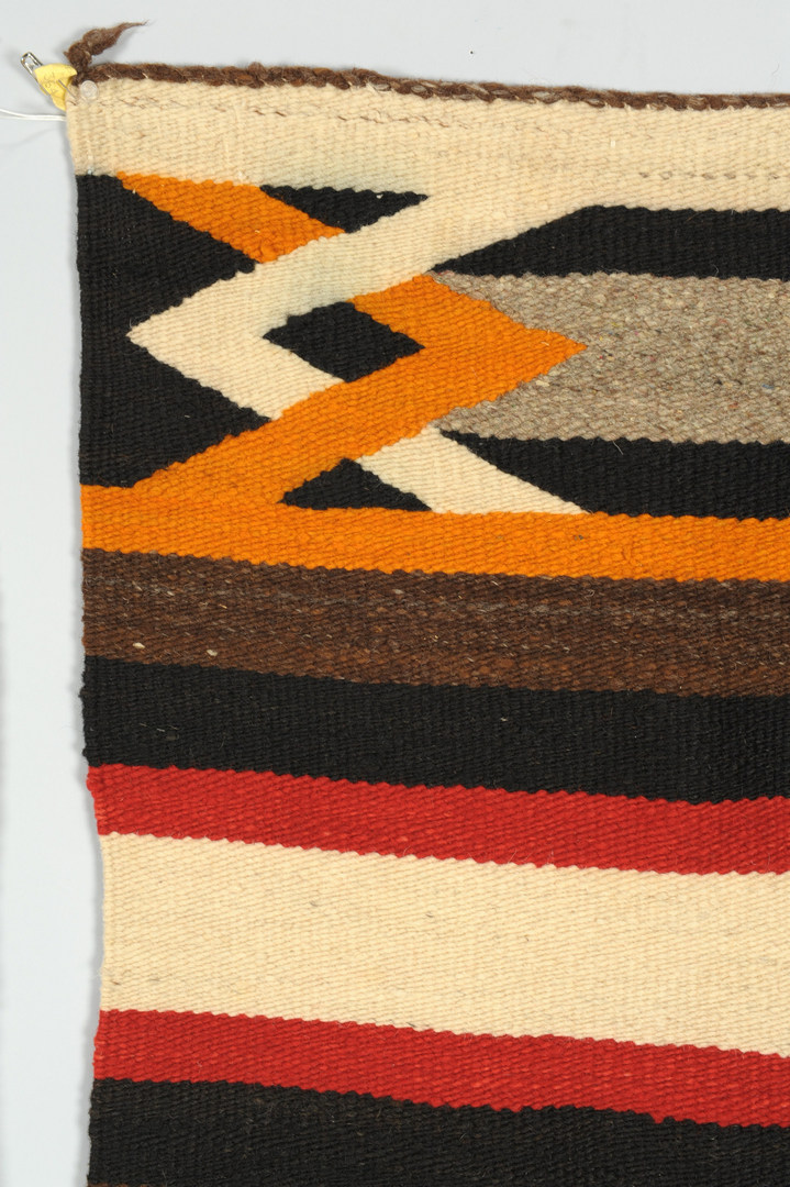 Lot 404: 2 Navajo Chinle Rugs