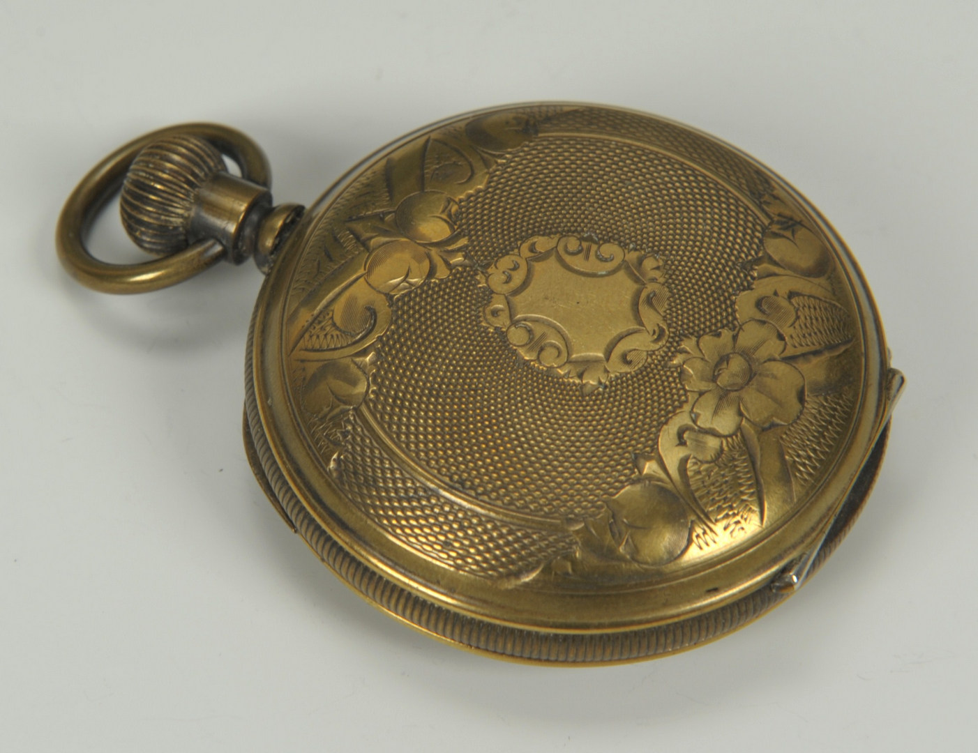 Lot 416: Two 19th Century Pocket Watches, Sterling & Plate
