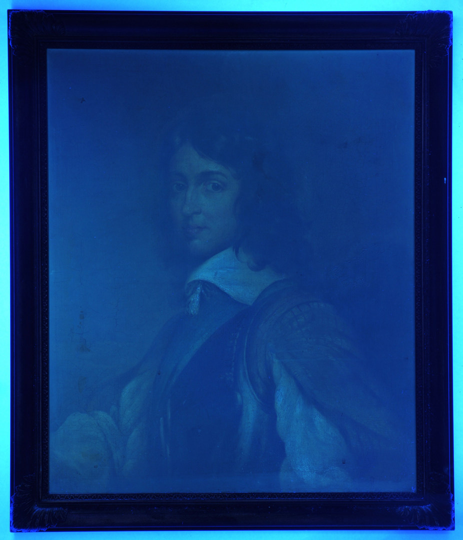 Lot 455: After Anthony Van Dyck, portrait of William II of