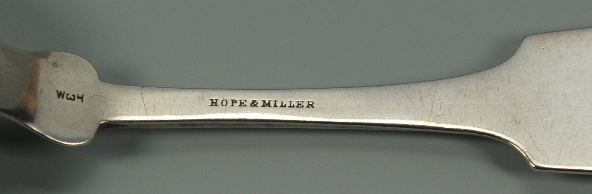 Lot 47: 4 Hope & Miller Knoxville Coin Spoons