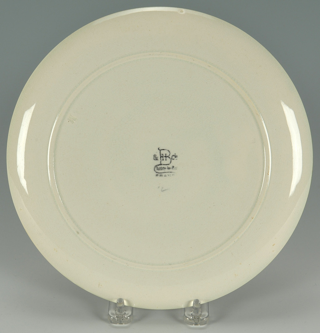 Lot 492: European & Japanese Porcelain Items, 13 pcs.