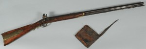 Lot 518: 1803 Harpers Ferry Rifle - Image 1