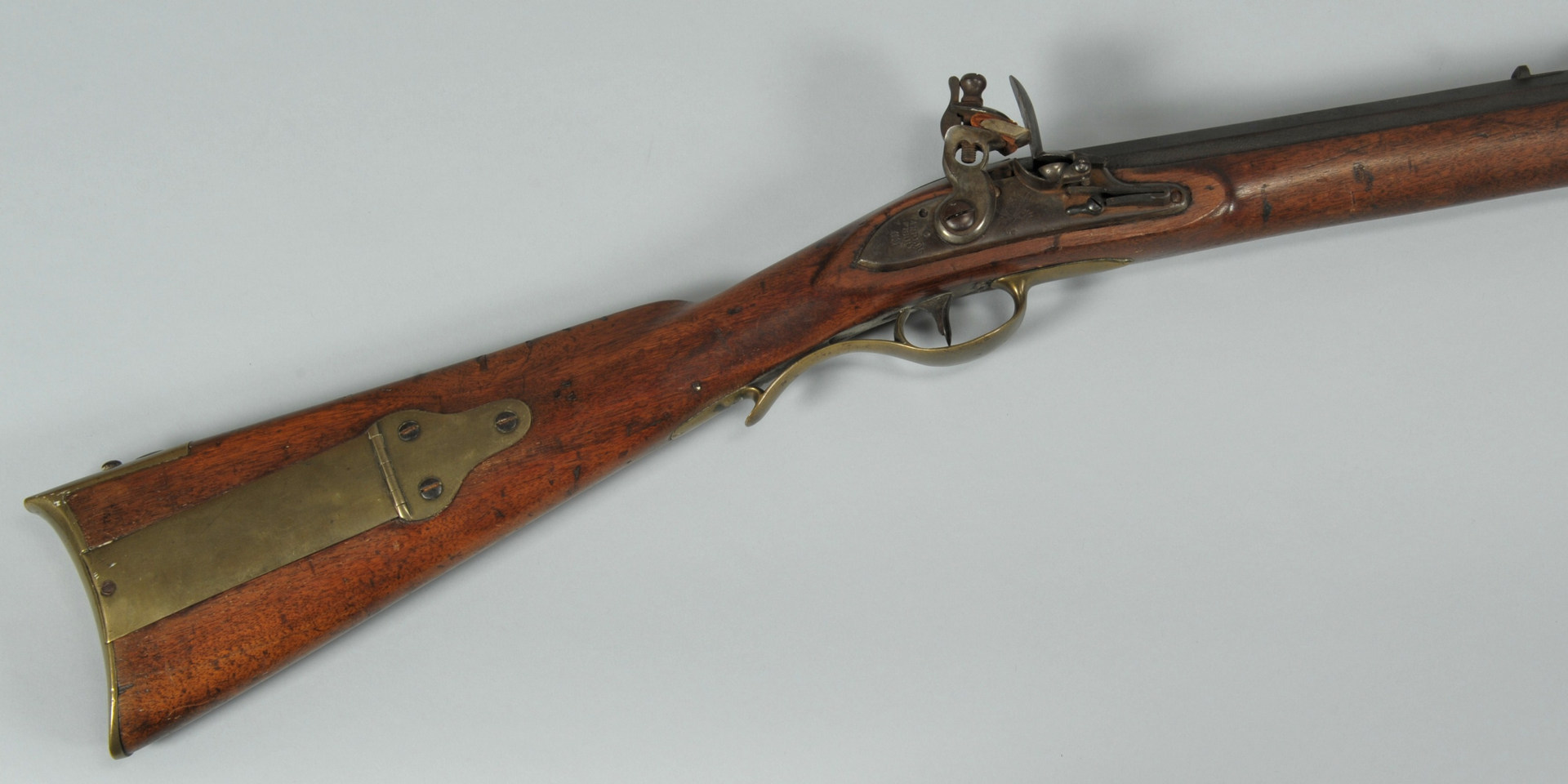 Lot 518: 1803 Harpers Ferry Rifle