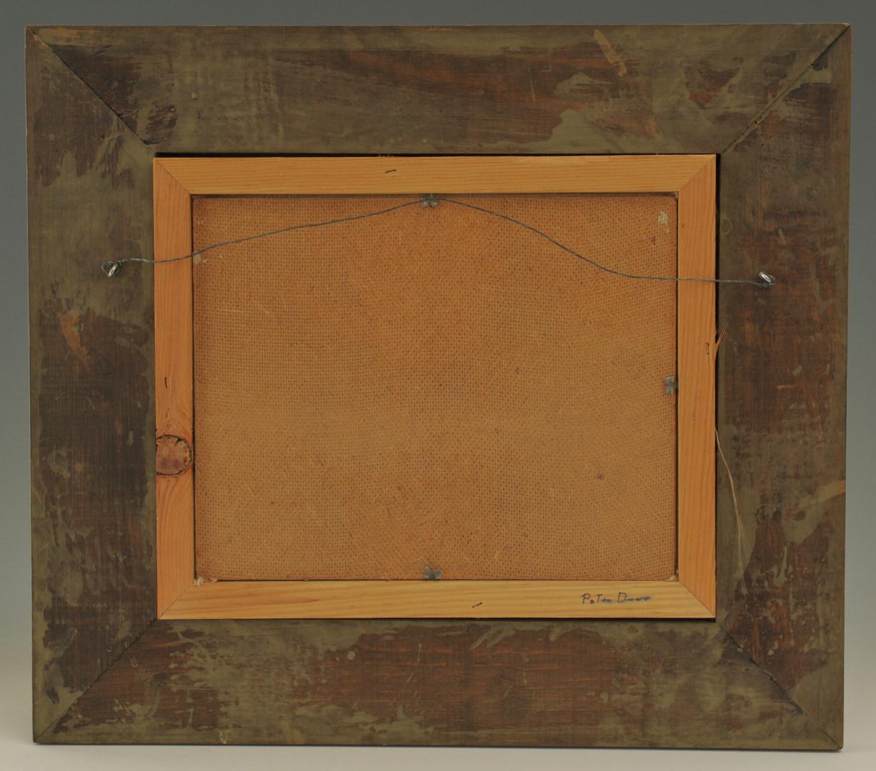 Lot 529: 2 Oil Paintings, Southwest & Western Scenes
