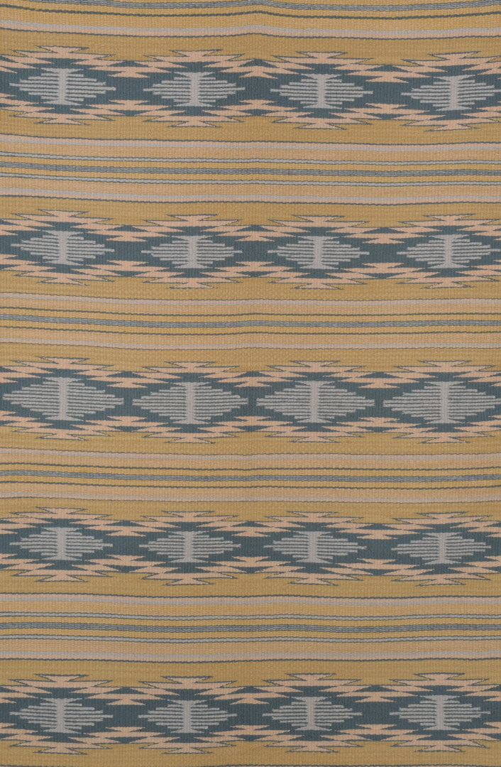 Lot 534: 3 Navajo Rugs: Storm, Crystal, Chinle