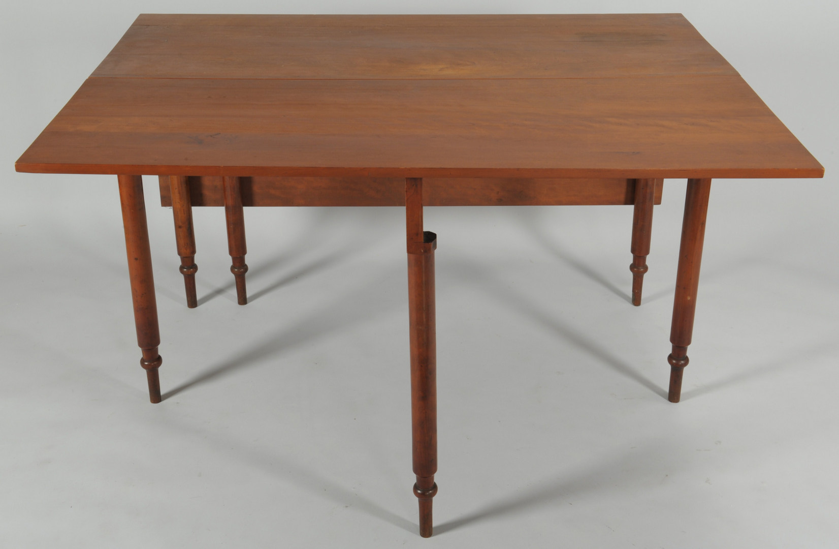 Lot 540: East TN Cherry drop leaf table