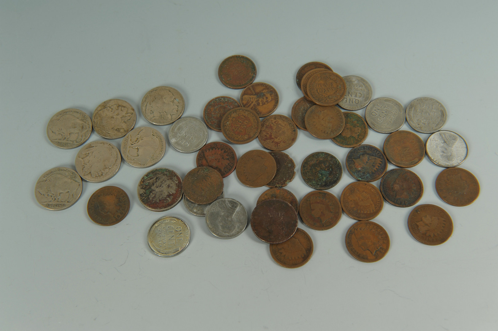 Lot 552: Large Grouping of Assorted U.S. Currency