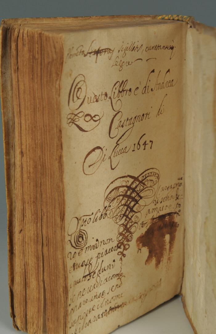 Lot 556: J. Pontanus book: Progymnas Matum Latinitatis