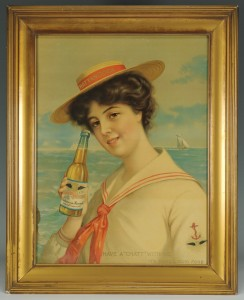 Lot 570: Chattanooga Imperial Pilsner Advertising - Image 1