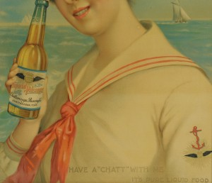 Lot 570: Chattanooga Imperial Pilsner Advertising - Image 4