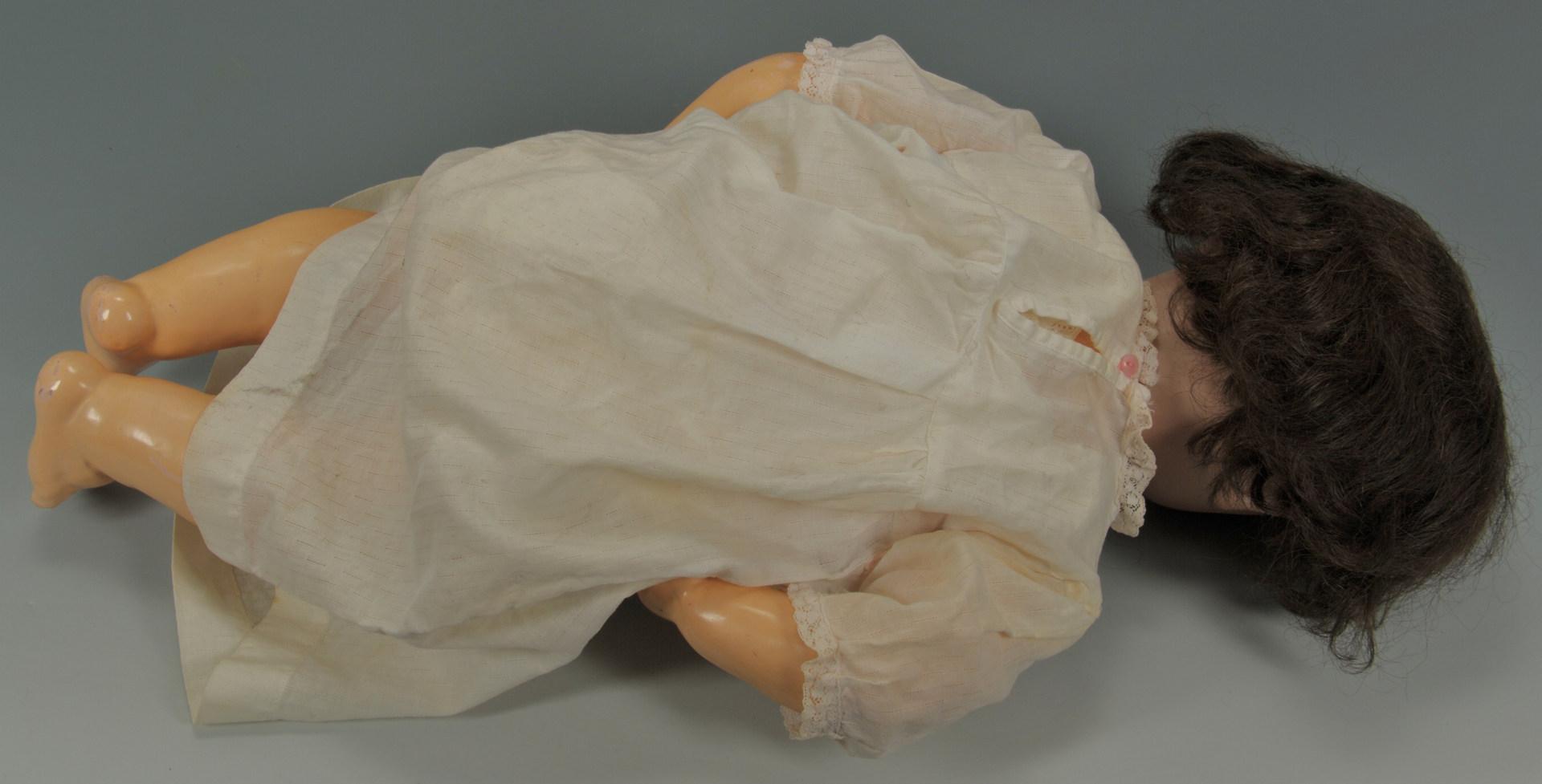 Lot 580: Simon & Halbig/Kammer & Reinhardt Bisque Doll