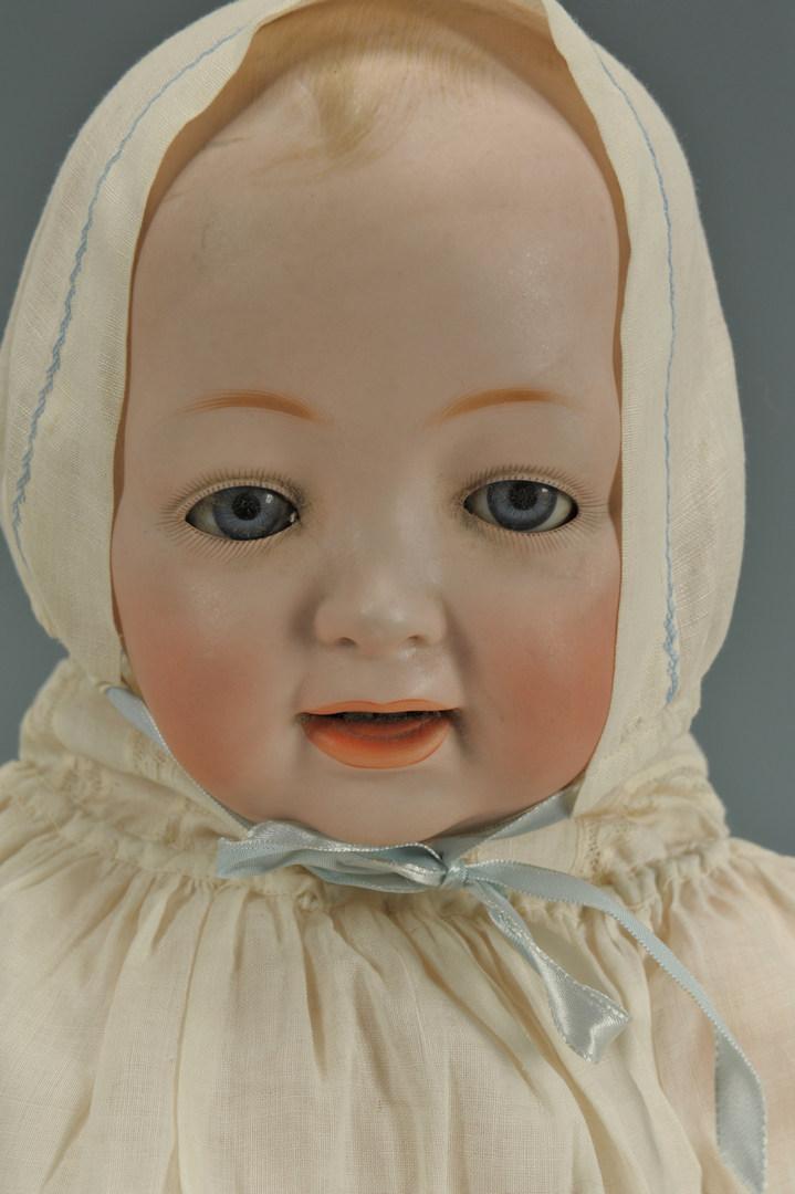 Lot 581: Kestner Character Baby Doll