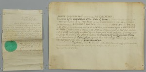Lot 78: Gen. Butler Texas Proclamation of Retaliation