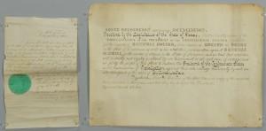 Lot 78: Gen. Butler Texas Proclamation of Retaliation