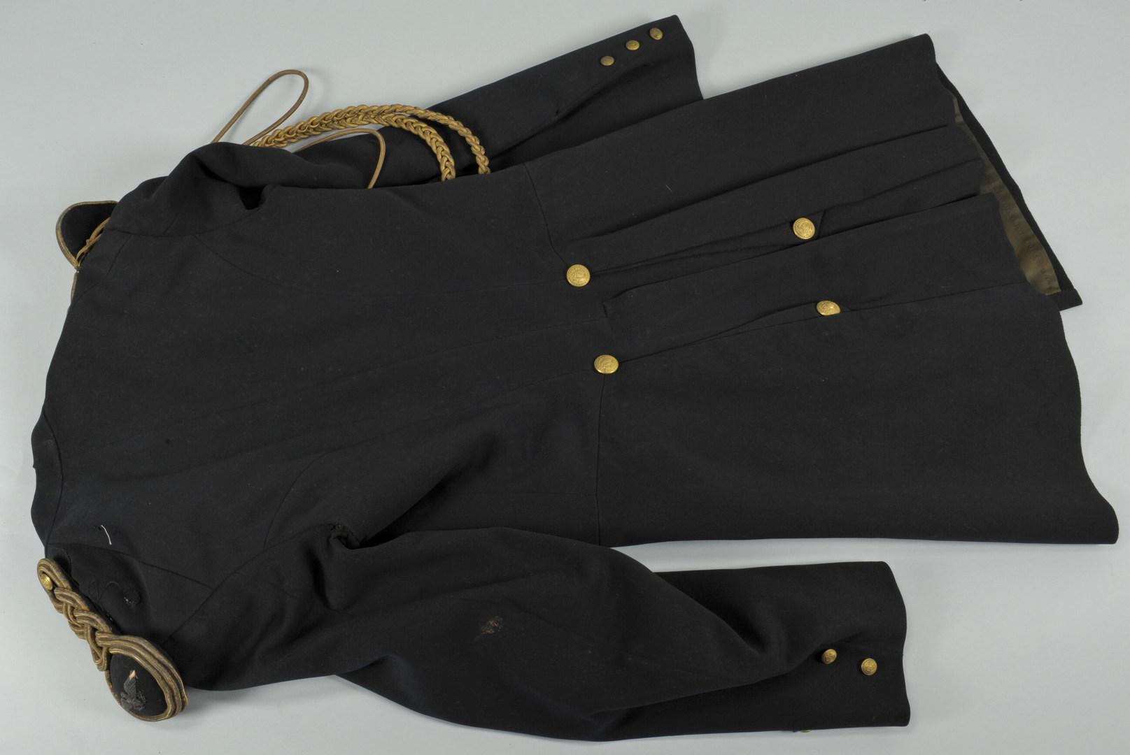 Lot 82: Colonel Thomas E. Major Army Uniform & Archive
