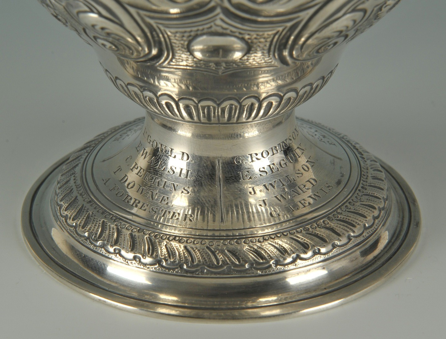 Lot __ Inv. #3942: 18th Century English Two Handled Cup