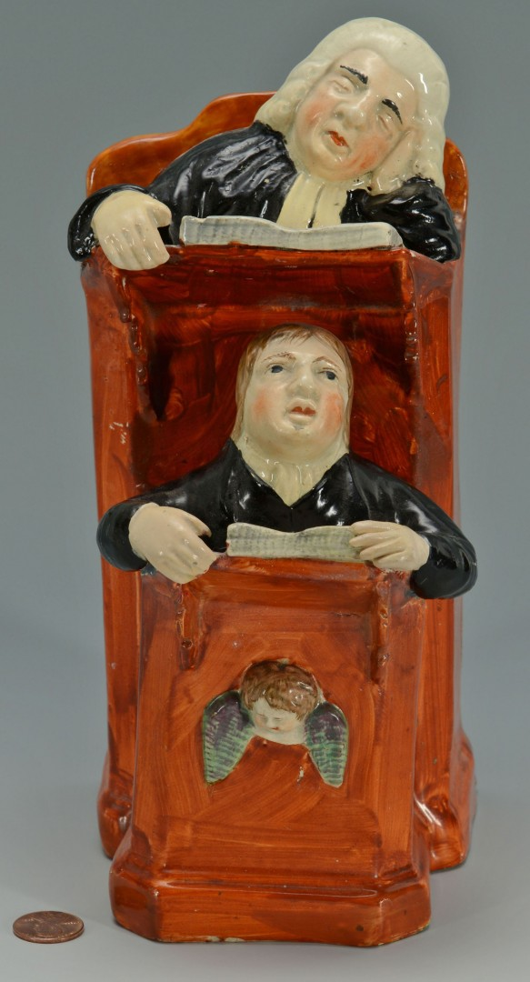 Staffordshire Vicar and Moses
