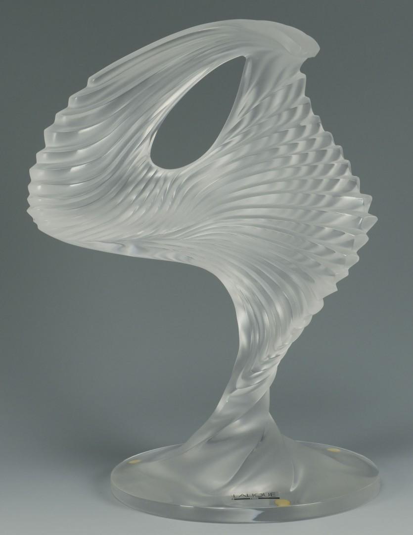 Lot 165: Lalique Trophee Sculpture