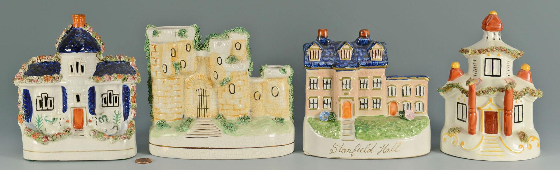 4 Staffordshire Buildings