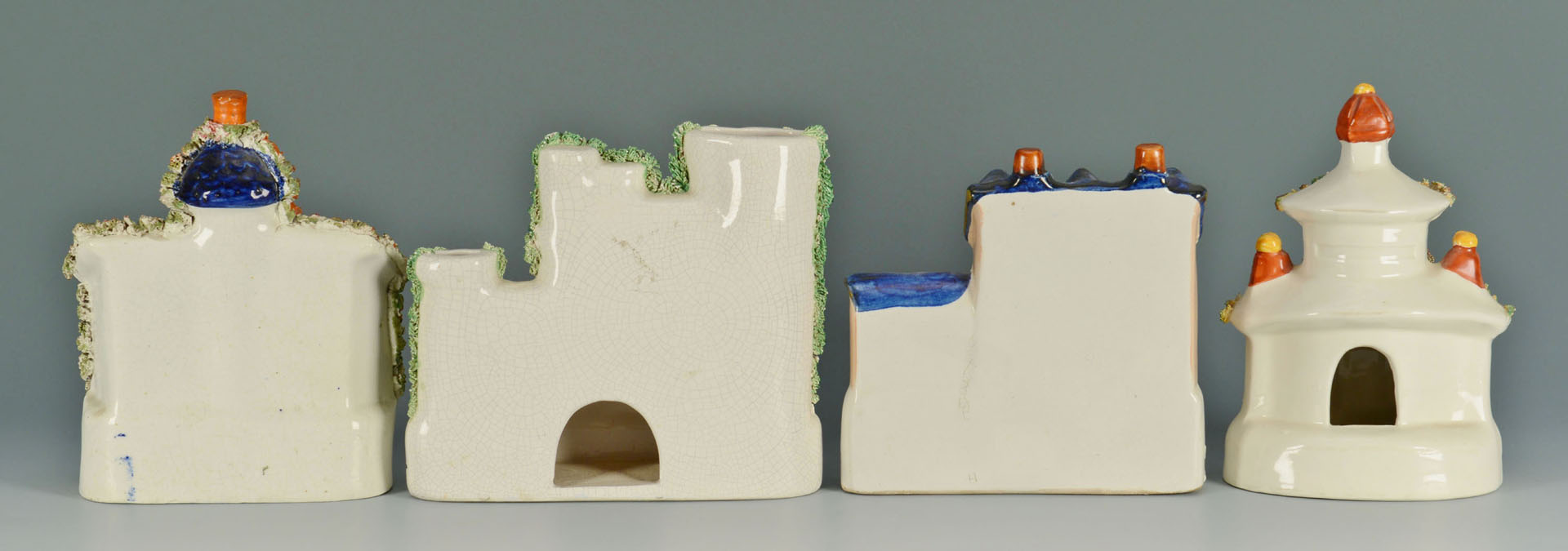Lot 267: 4 Staffordshire Buildings