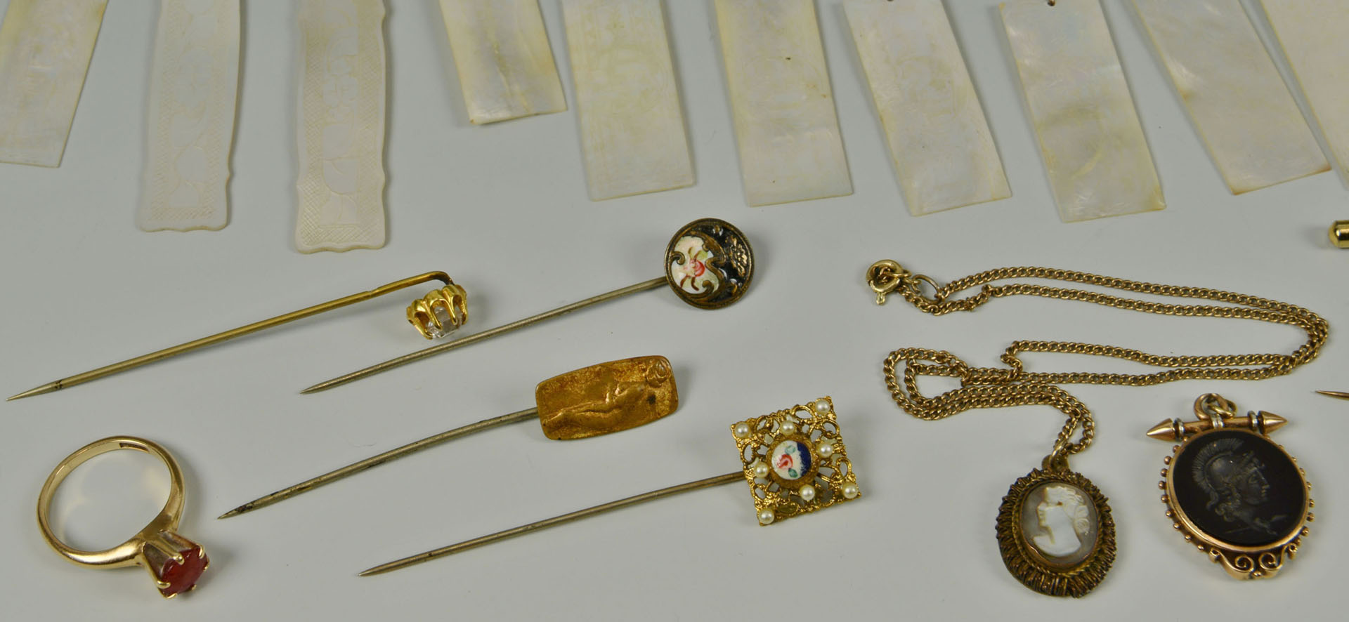 14k, 10k and Victorian jewelry