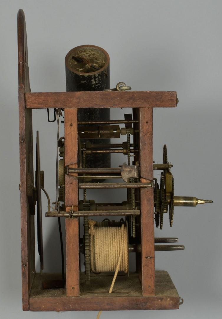 Lot 332: Tall Case Clock, Ohio or Kentucky