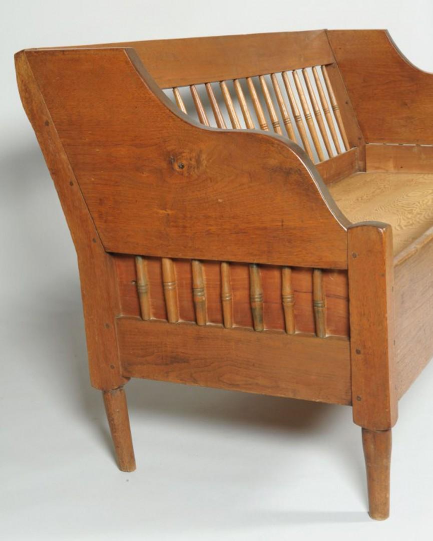 Wythe Co. VA Sofa, 19th c.