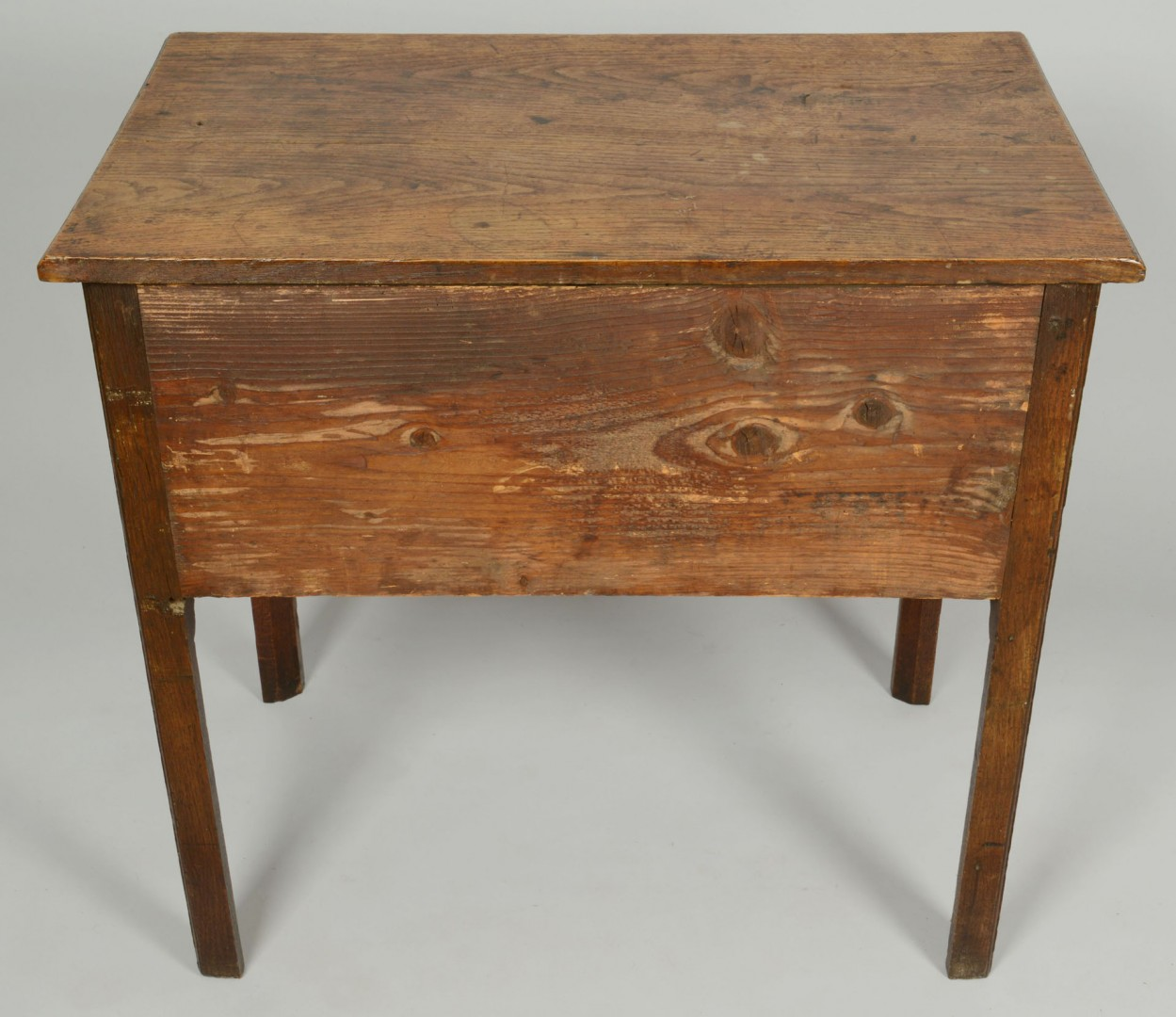English Chippendale 2 drawer server, 18th cent.