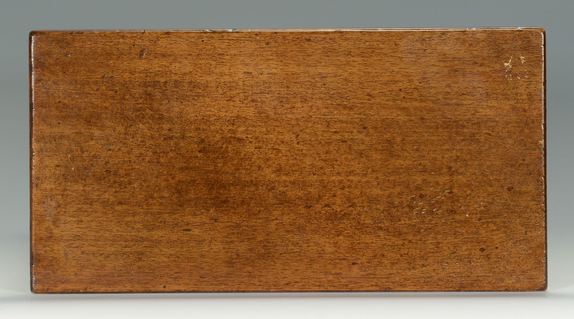 Lot 347: Miniature German Walnut Kas Cabinet