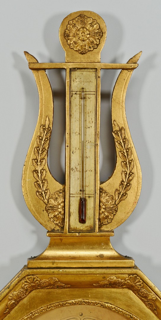 French 19th c. Barometer