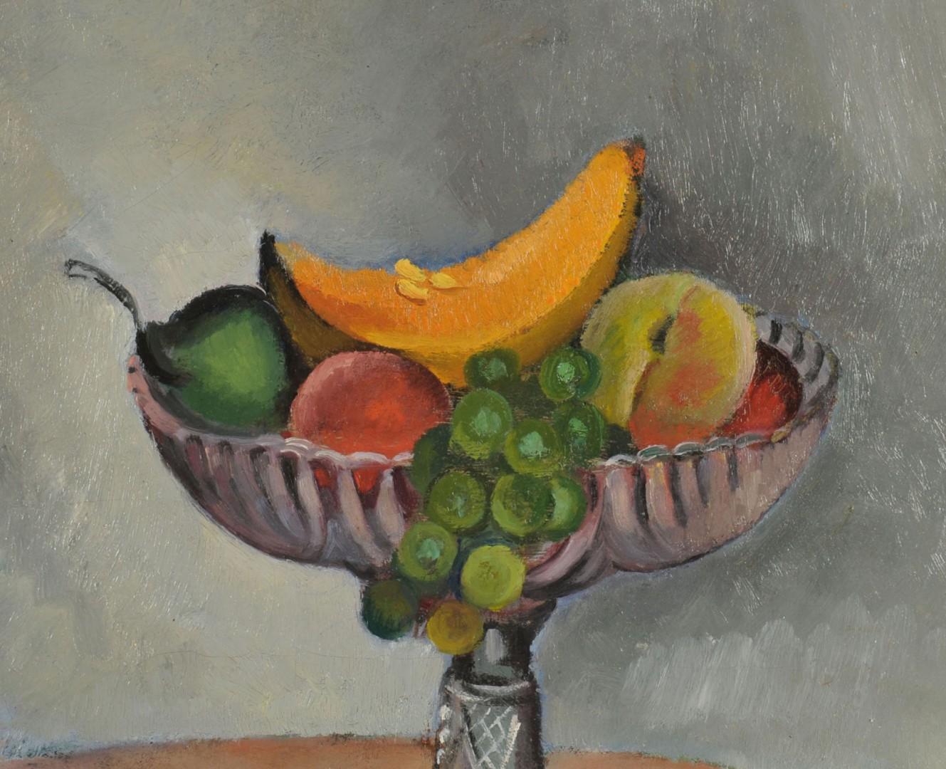 Sonia Lewitska Oil on Canvas Still Life