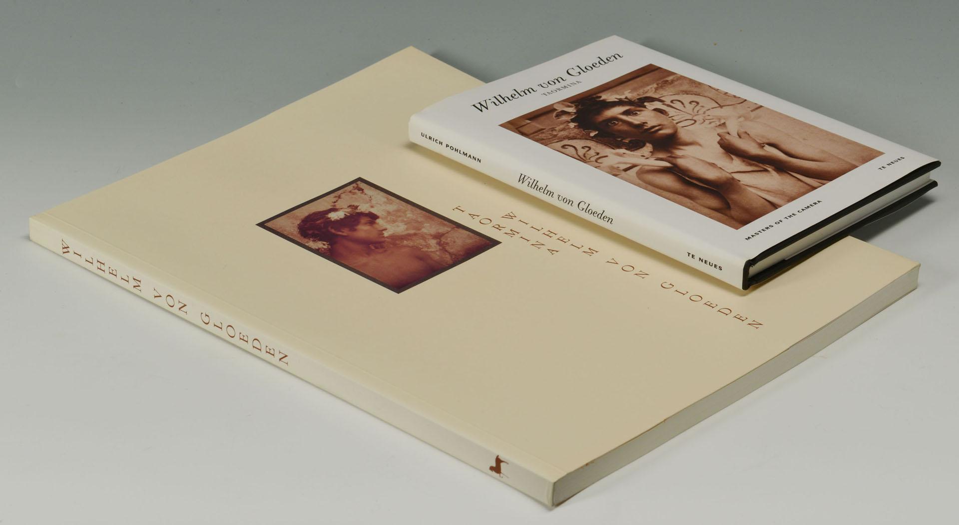 Lot 404: Wilhelm Von Gloeden Albumen Print