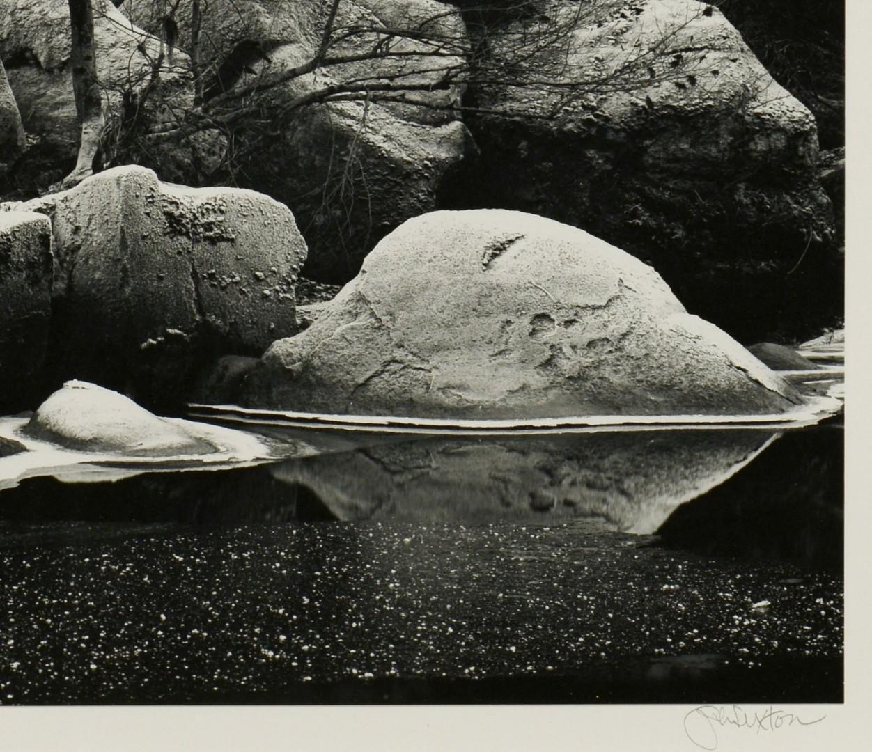 Lot 405: John Sexton Gelatin Silver Print