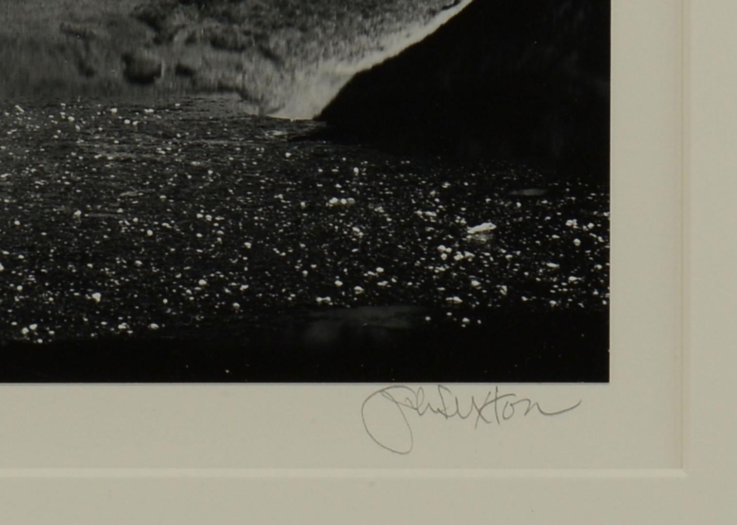John Sexton Gelatin Silver Print