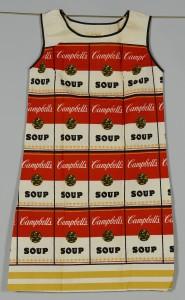 "Lot 409: After Andy Warhol, ""Souper Dress', 1966-67"