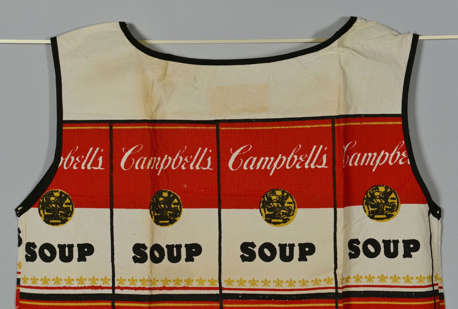 "Lot 409: After Andy Warhol, ""Souper Dress', 1966-67"