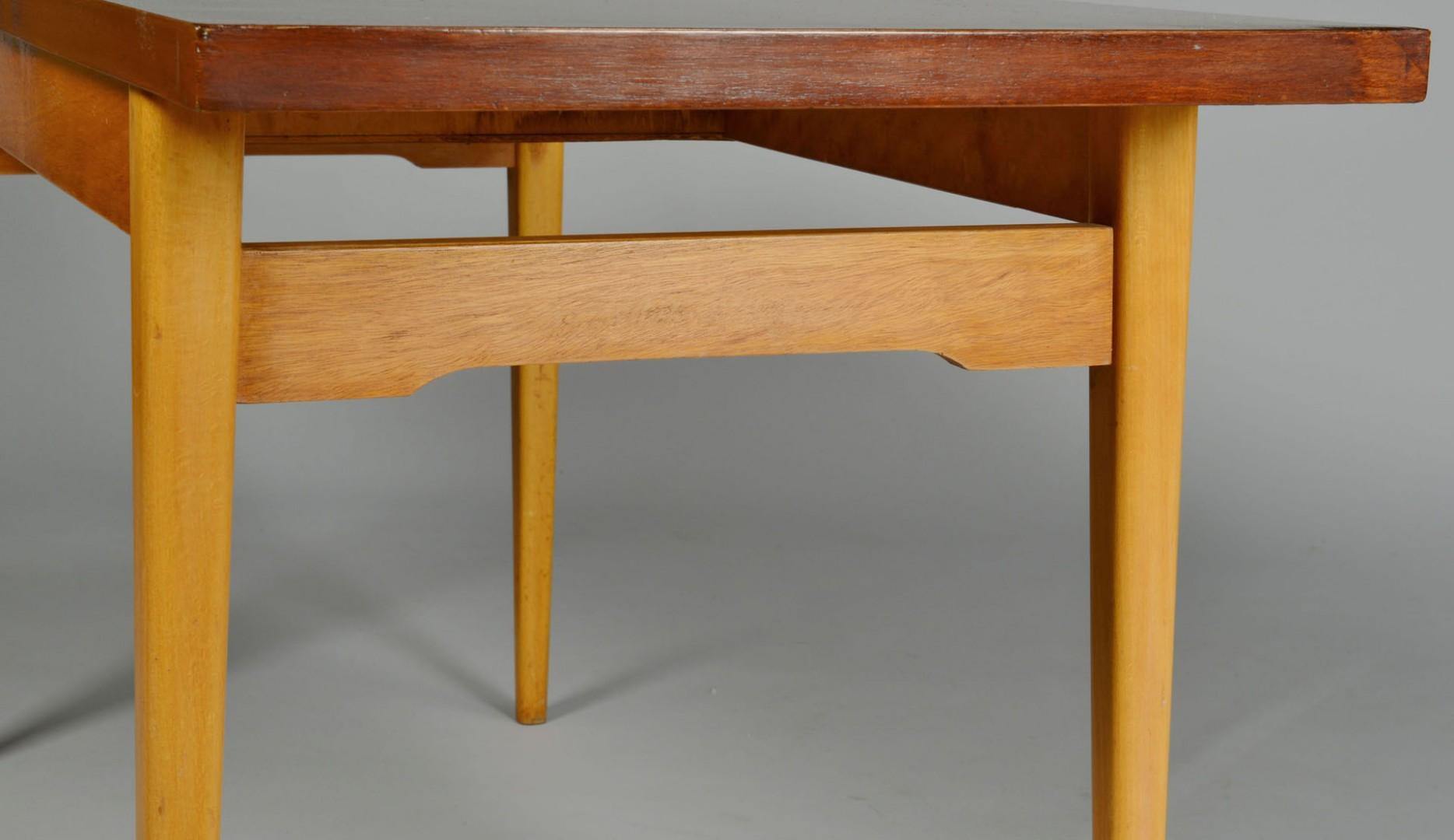 Lot 415: 1950 Modern Czech Game Table