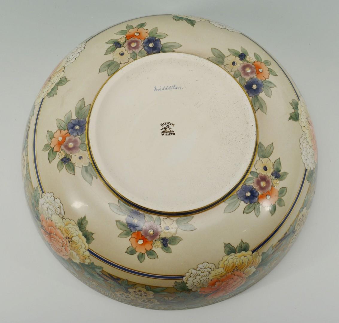 Willets Belleek Bowl