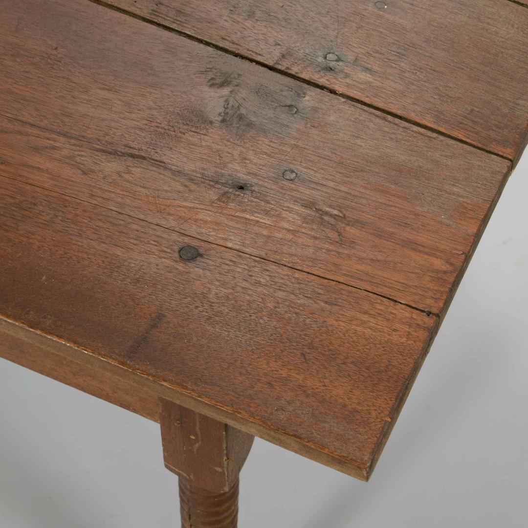 Lot 464: East Tennessee Walnut Table