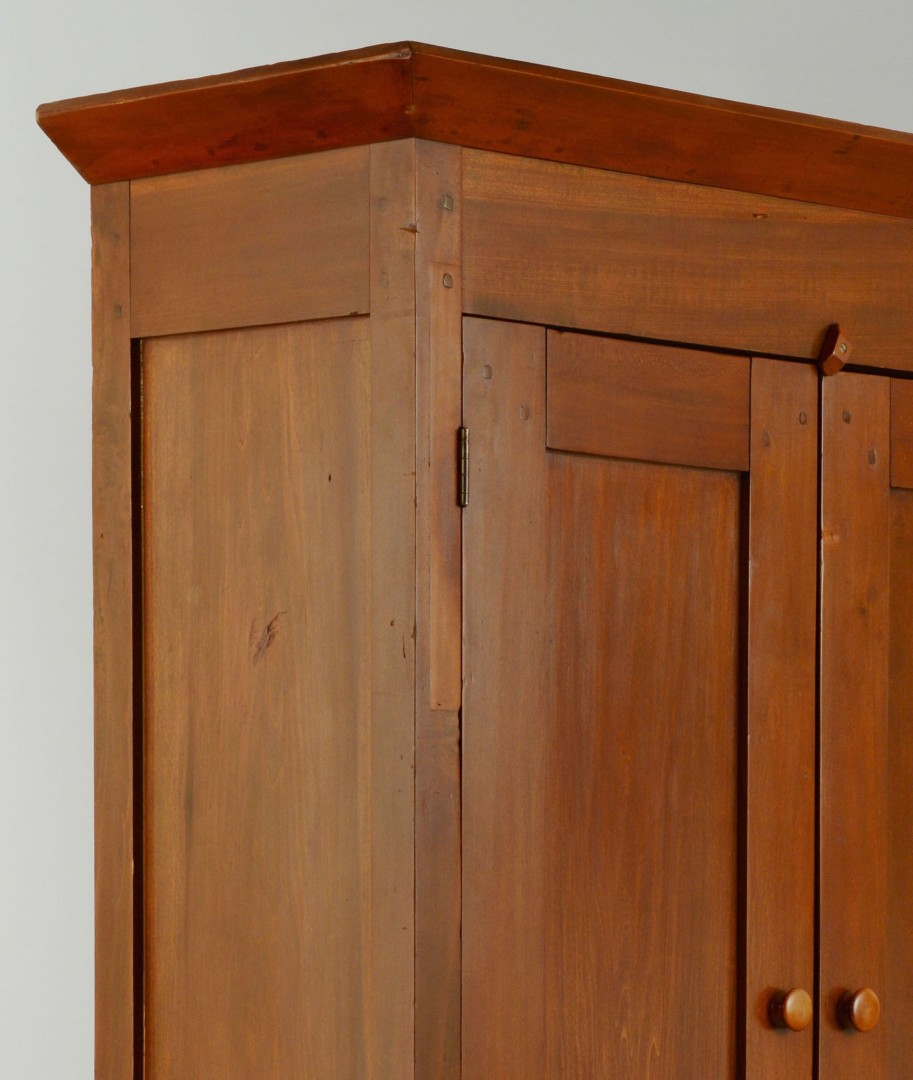 Lot 466: Tennessee Cherry Wardrobe