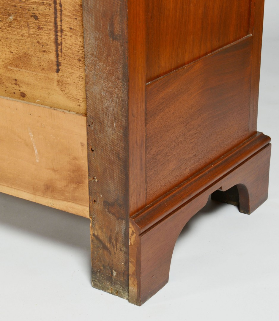 Southwest VA Walnut Sideboard w/ Gallery