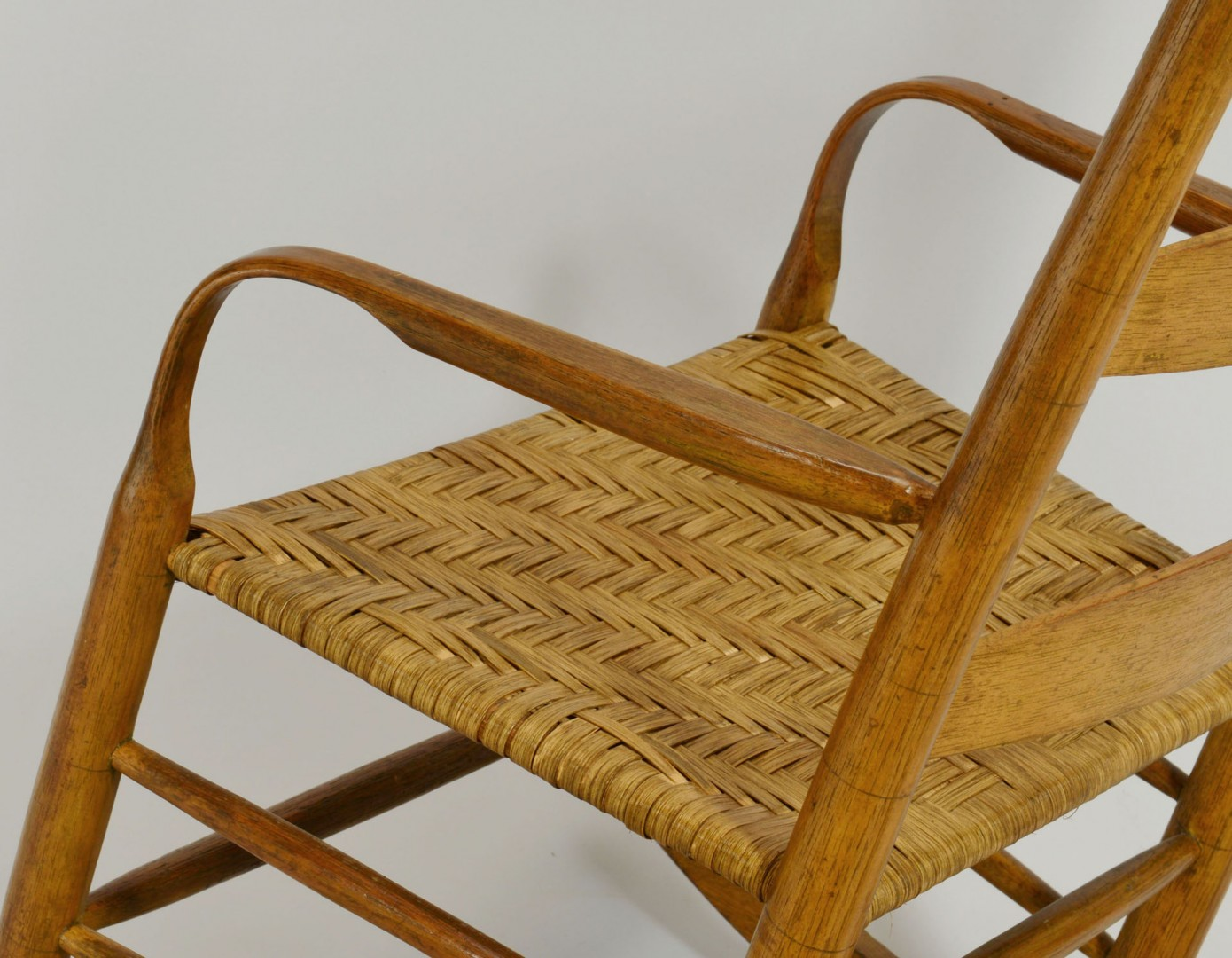 Southwest Virginia Bentwood Rocking Chair