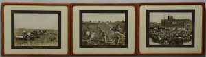 Lot 49: 3 Albumen Prints, Southern Interest, early 20th c.