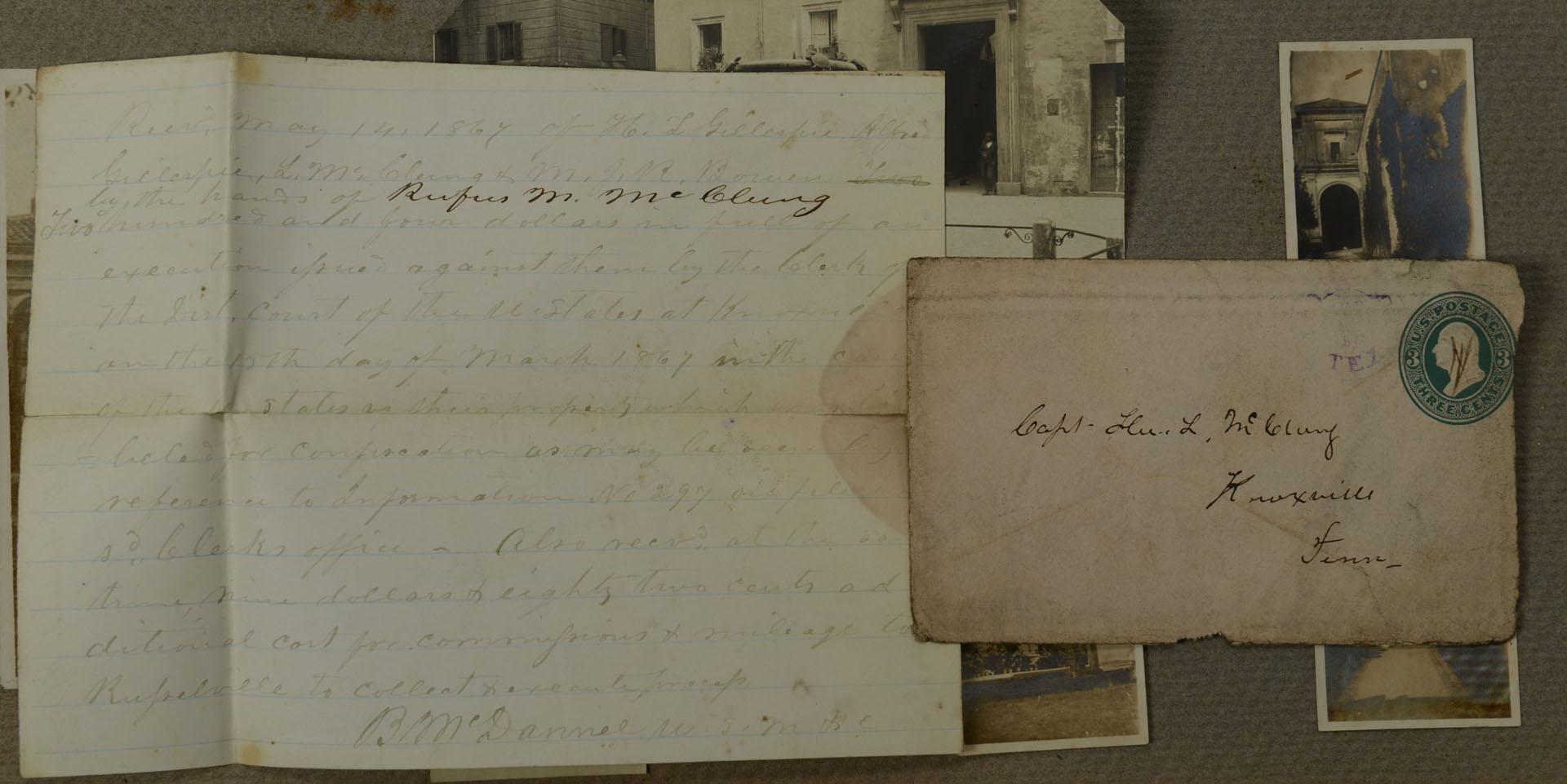 Ellen McClung Berry Archive