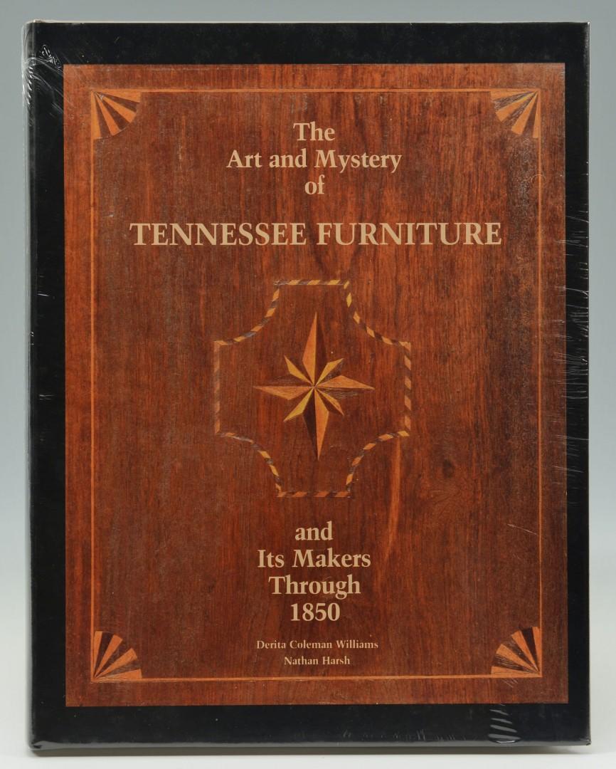 Lot 506: Book: The Art and Mystery of TN Furniture