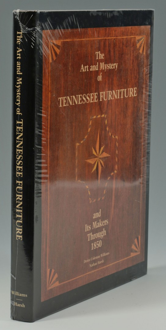 Book: The Art and Mystery of TN Furniture