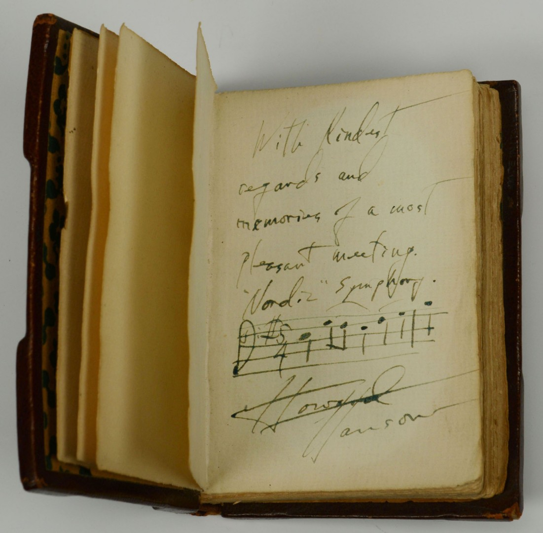 Early 20th Century Autograph Book