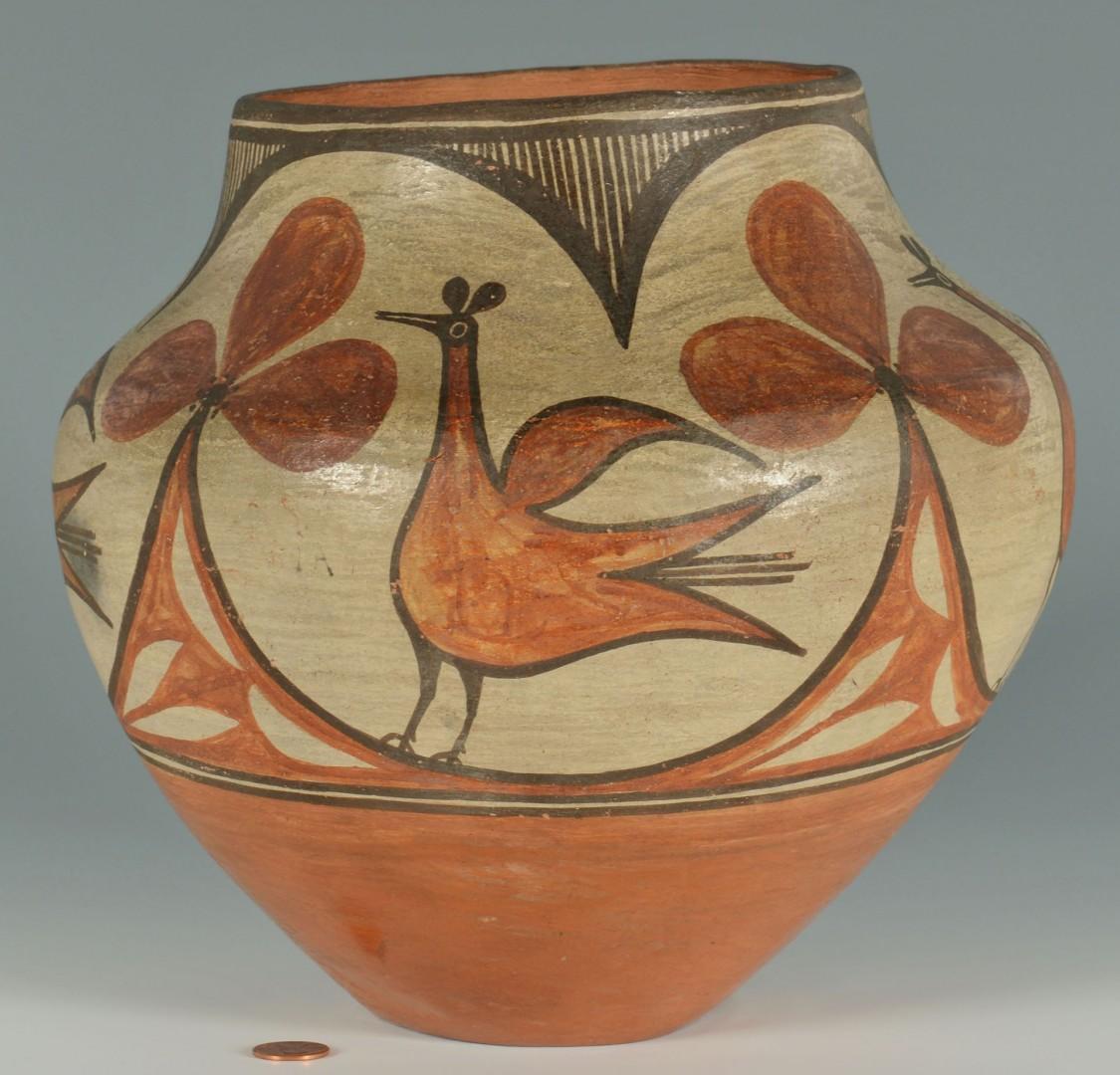 Zia Redware Pottery Olla