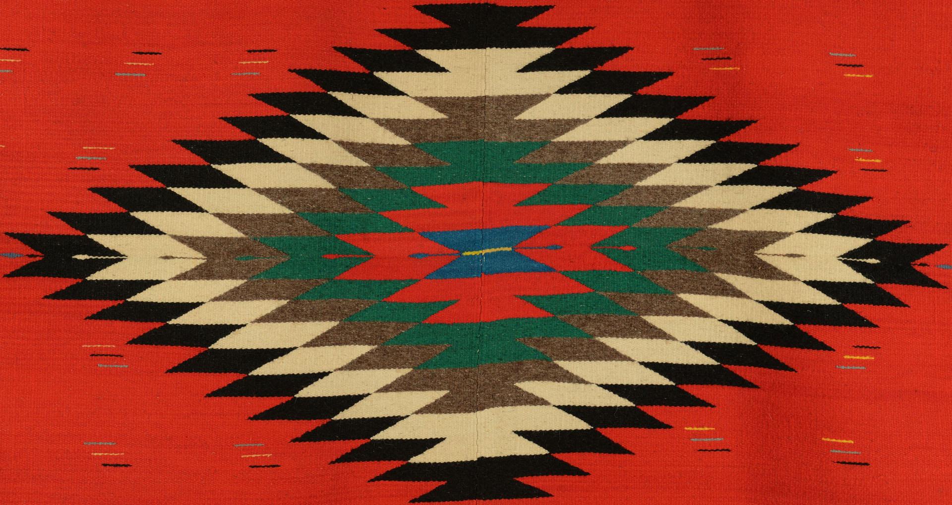 Lot 565: Rio Grande Weaving