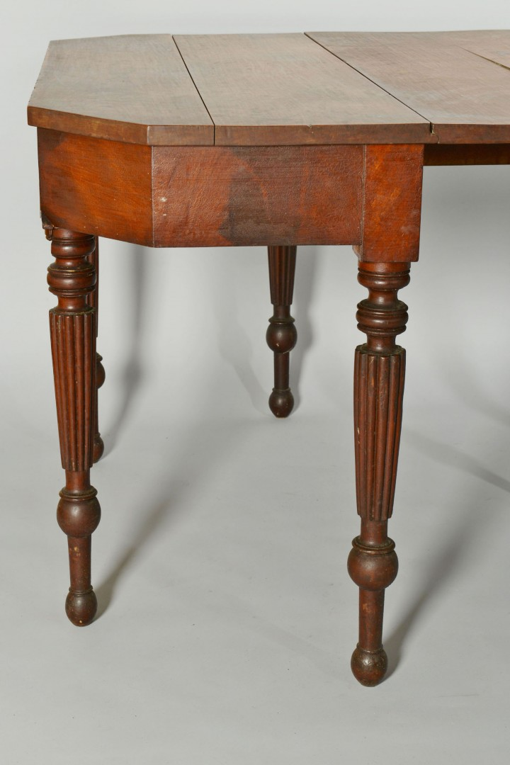 Kentucky Dining Table (2 banquet ends)